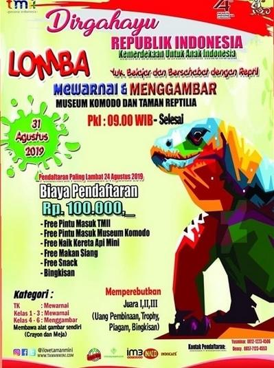 10 Ide Pamflet Lomba Dirgahayu Indonesia Ke 73 Jpg Hd Little Duckling Blog