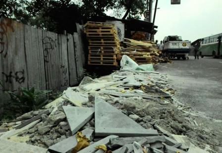 7052 medium usaha kayu bekas di jl supriyadi dikeluhkan