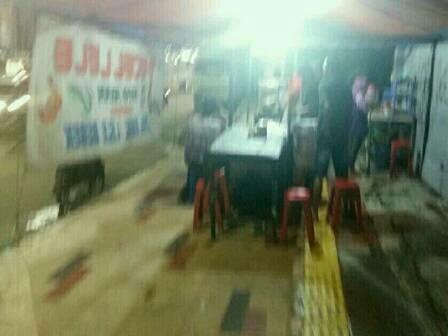 7067 medium trotoar percontohan jl jatibaru diduduki pkl