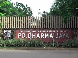 714 small pembuangan kotoran rph dharma jaya dikeluhkan warga