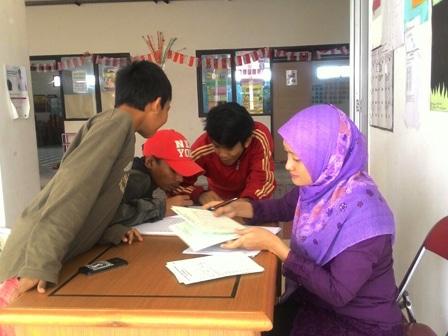 7537 medium pengelola minta program pendidikan non formal di rusun pulogebang