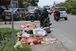 7707 small dua pembuang sampah di pondok kelapa terjaring ott
