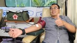 7711 small wow  awet muda karena sering donor darah