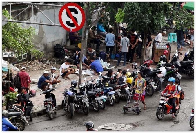 7716 medium parkir liar borok ibu kota  dishub dki penyakitnya sudah akut!