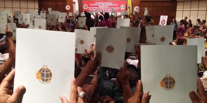 7745 medium ombudsman ri pungli di bpn paling banyak diadukan masyarakat