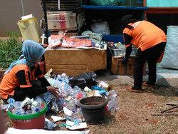 774 small pengelolaan sampah b to b di jakbar segera disosialisasikan