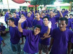 777 small pasien panti laras harapan peringati hari bebas pasung
