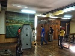842 small libur panjang  museum bahari ramai pengunjung