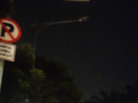 8448 medium belasan lampu pju jl tubagus angke padam