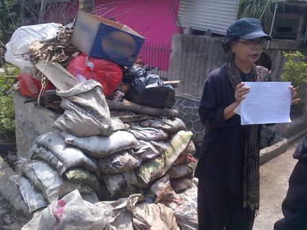 862 medium warga minta sampah pengerukan saluran dibersihkan