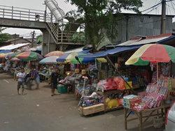 887 small palet kayu pedagang pasar gembrong ditertibkan