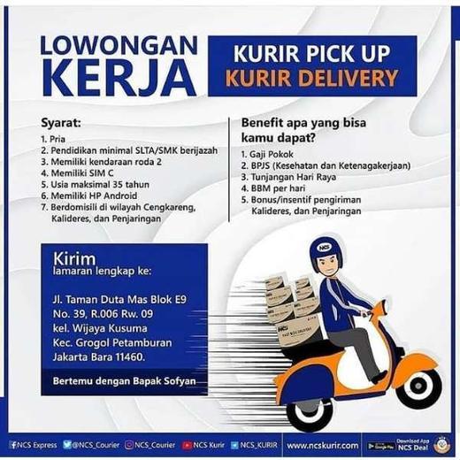 Lowongan Kerja Loker Terbaru Di Kalideres Jakarta Barat Atmago