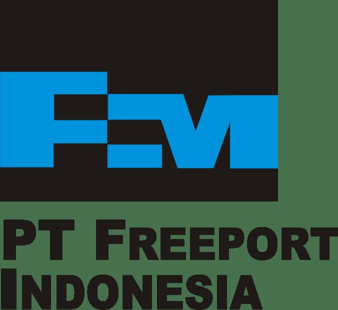 Logo pt freeport