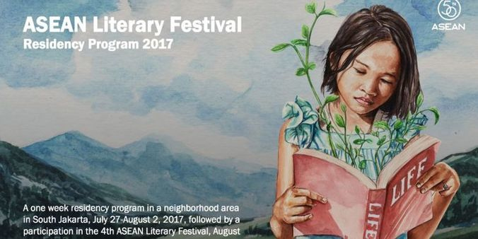Festival sastra asean 2017