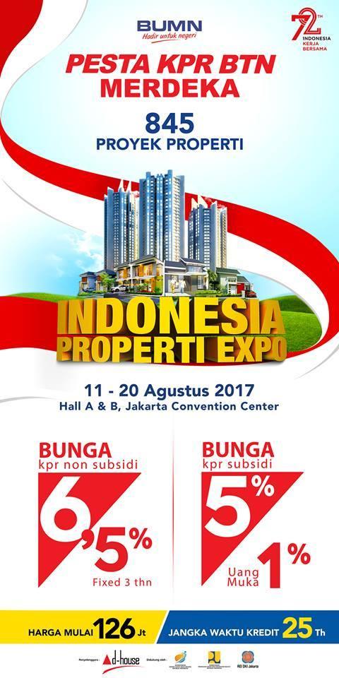 Indonesia properti expo 2017