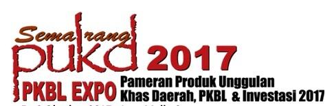 Pameran produk unggulan indonesia %28semarang pukd 2017%29