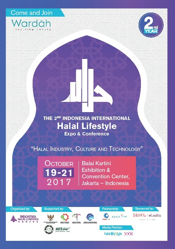 Indonesia international halal lifestyle expo   conference %28inhalec%29 2017