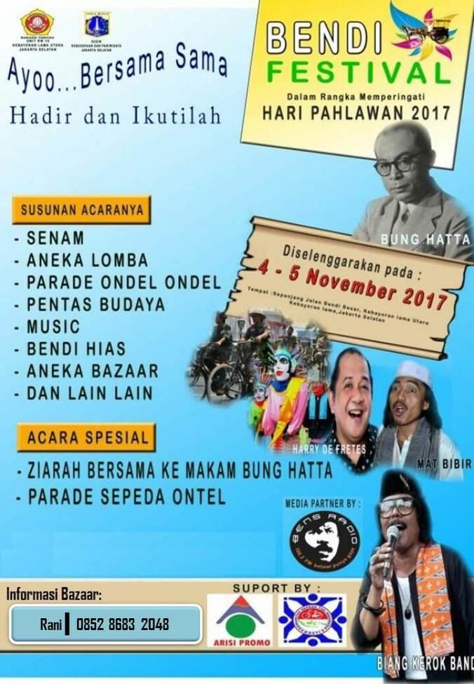 Bendi festival