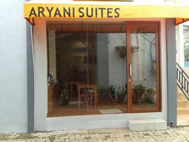 Dibutuhkan security di penginapan aryani suites
