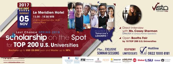 Unesco scholarship event jakarta