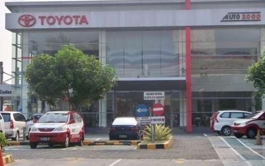 Lowongan sales toyota jakarta %282%29