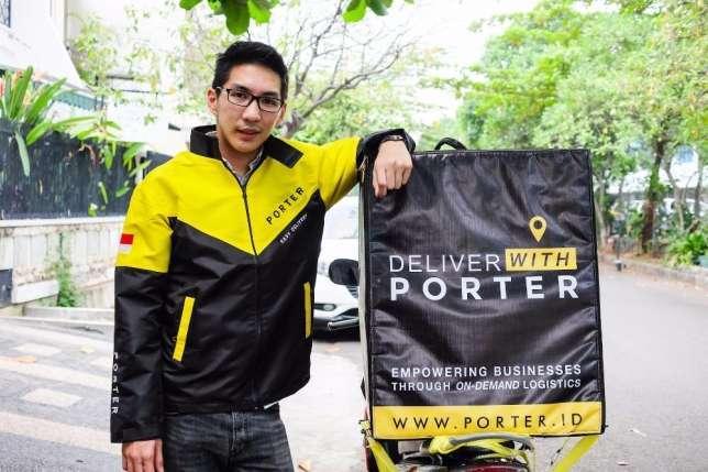 Lowongan kurir pt porter