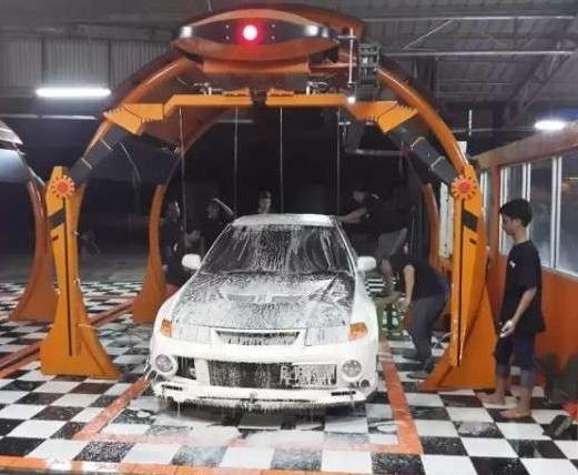 Lowongan cuci mobil dan kasir cuci mobil