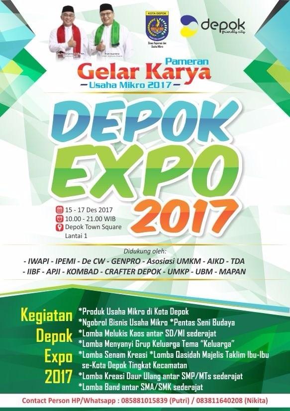 Depok expo 2017