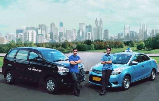 Lowongan pengemudi taksi online mitra go bird pool kramat jati