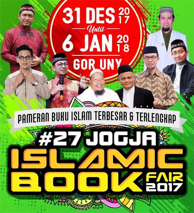 Jogja islamic book fair 2017
