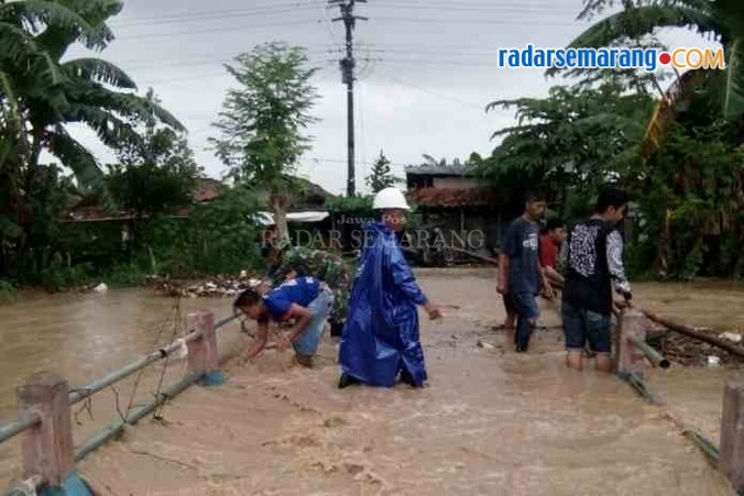 Open banjir di kecamatan tugu 1 rsz