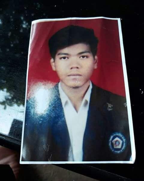 Info orang hilang   tangerang   27 januari 2018