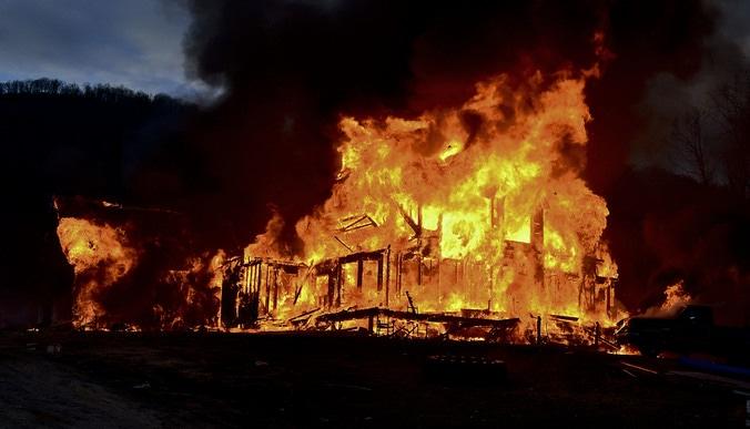 Update kondisi korban kebakaran tamansari