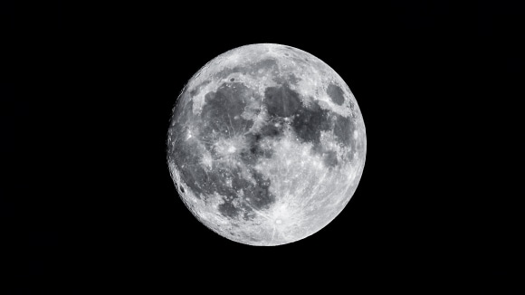Fenomena gerhana bulan total yang langka nan indah  waspadai rob