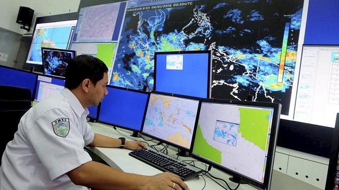 Peringatan dini cuaca provinsi dki jakarta   08 februari 2018