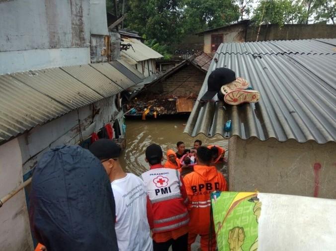 Banjir cilegon